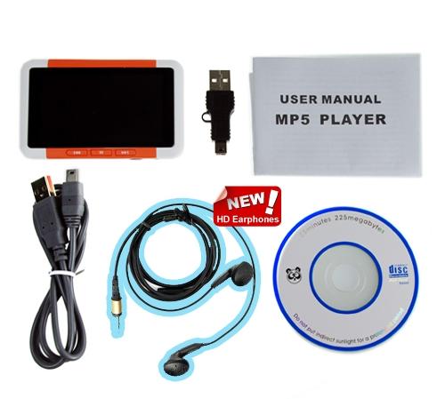 Lettore audio video mp4 mp5 con supporto file video stereo - Lettore file mp4 ...