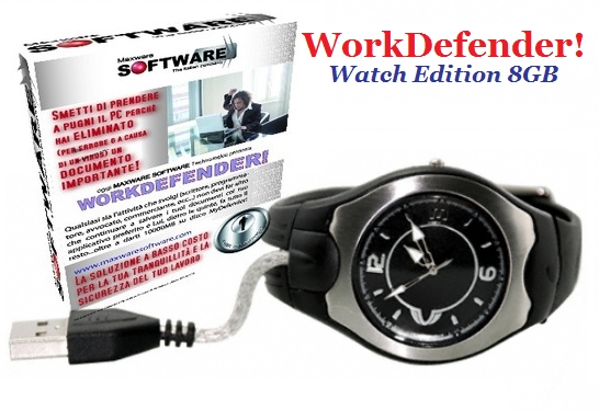 WorkDefender! Watch Edition 2010